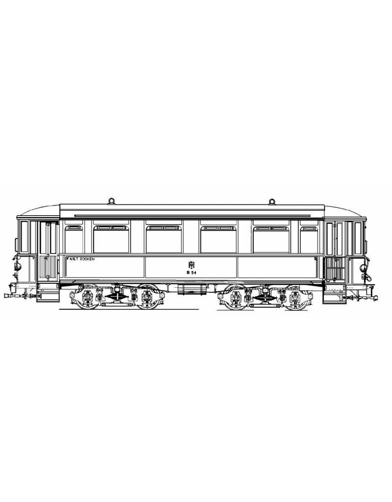 NVM 20.75.013 aanhangrijtuig NZHVM B54 ex ESM 34