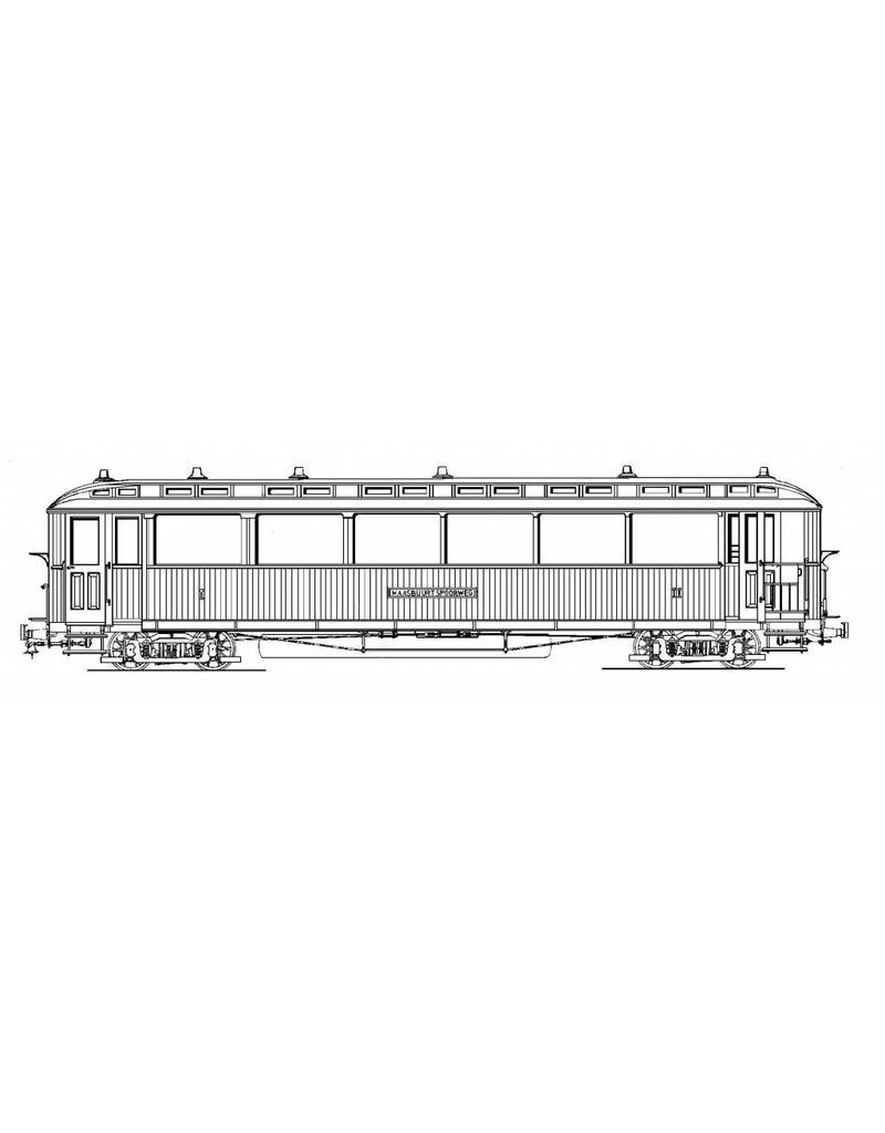 NVM 20.75.021 aanh.rijtuig MBS 1-11, 12-14, RTM 411-421, 422-423 voor spoor 0