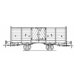 NVM 20.76.015 GOSM Overdekte veew. 134-136; gesl. Goederenw.161-180 (Allan, 1930);