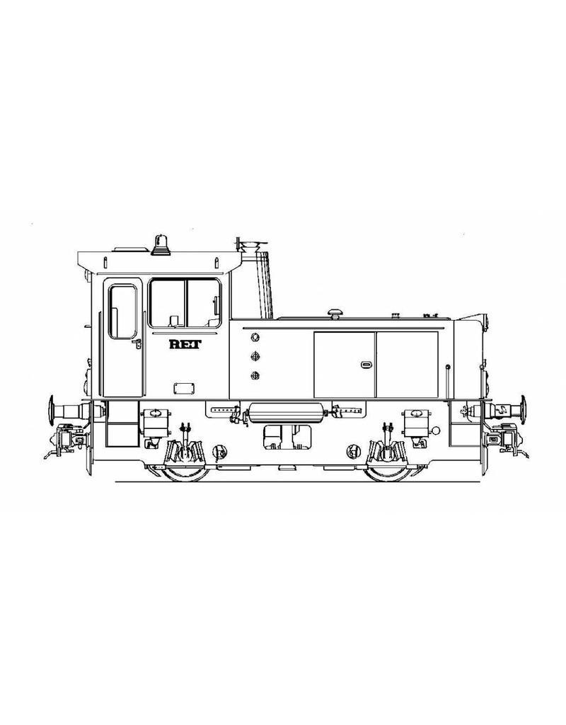 NVM 20.77.001 RET Metro-materieel; MG2 5001-5027; DH 6001-6002; HM 7101; HS 7201; HB 7301-4; HR 7011-14;