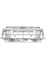 """NVM 20.79.003 motorwagen NS omC 901-908; """"Ome Ceesje"""""""
