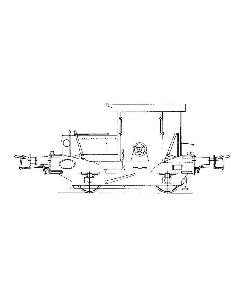 NVM 26.02.001 NS locomotor serie 135 - 152