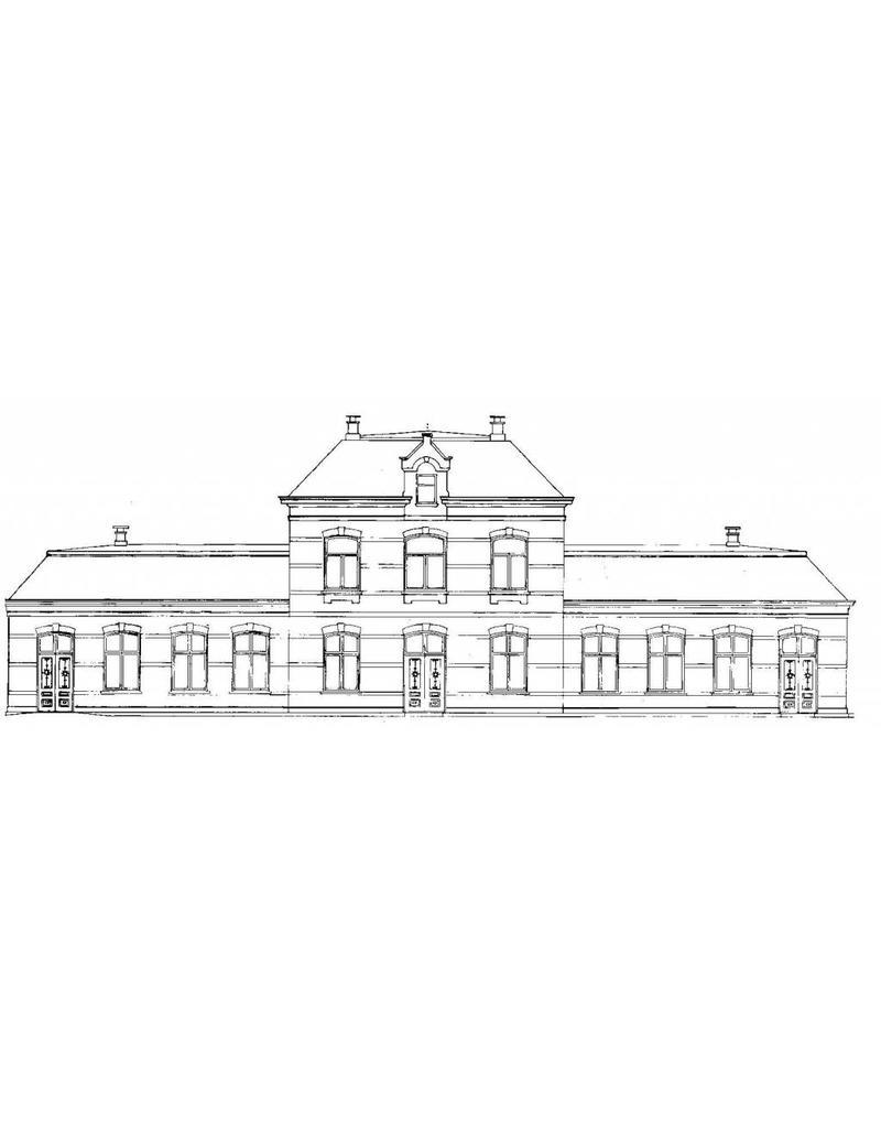 NVM 30.00.019 voormalig station Appingendam