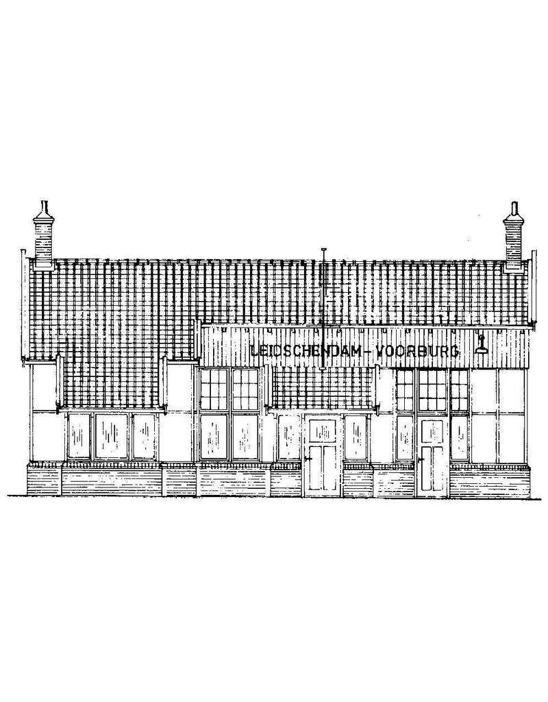 NVM 30.00.035 NZHVM haltegebouw Leidschendam-Voorburg