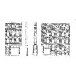 NVM 30.03.002 woonhuizen Aelbrechtskade Rotterdam
