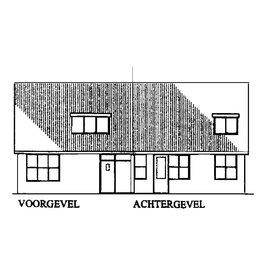 NVM 30.03.012 arbeiderswoning Noordoostpolder