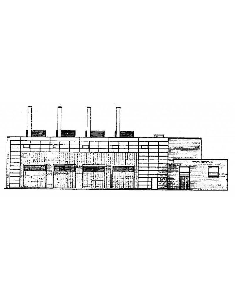 NVM 30.04.001 gasfabriek Lage Weide bij Utrecht