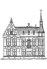NVM 30.04.006 raadhuis Woerden