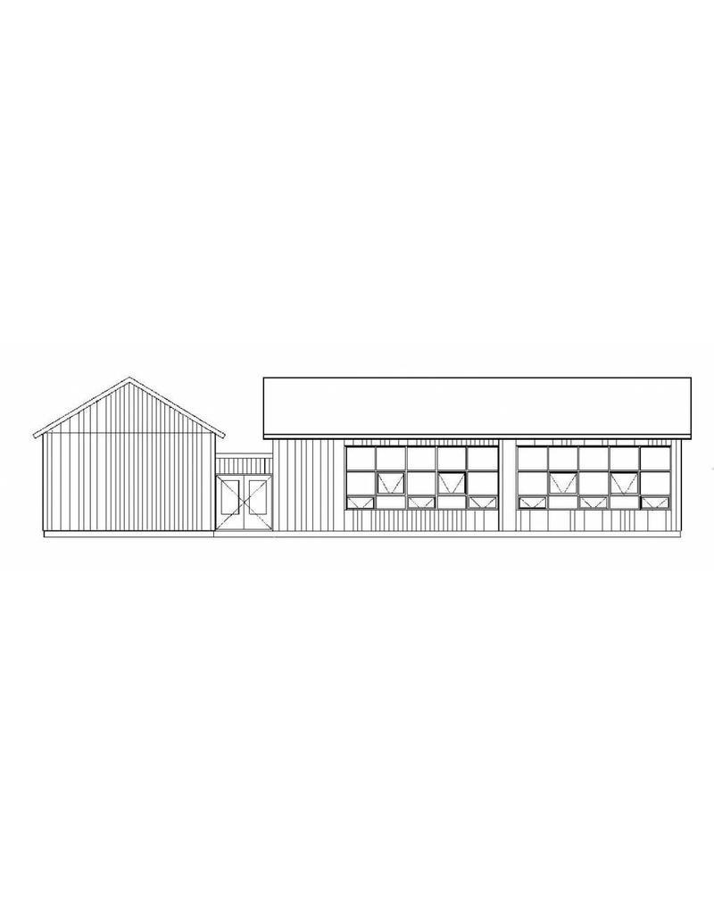 NVM 30.04.013 Houten noodschool (1955)