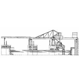 NVM 30.05.008 bruggen over de Trekvliet Leidschendam
