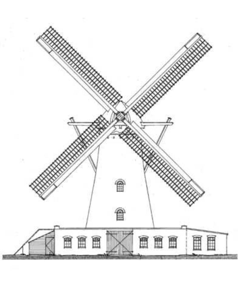 NVM 30.06.029 korenmolen te Eerde (NB), St. Anthonismolen