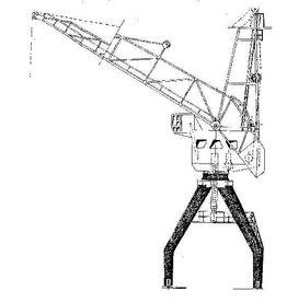 NVM 30.09.022 Figee portaalkraan F177-F189; (1961/62)