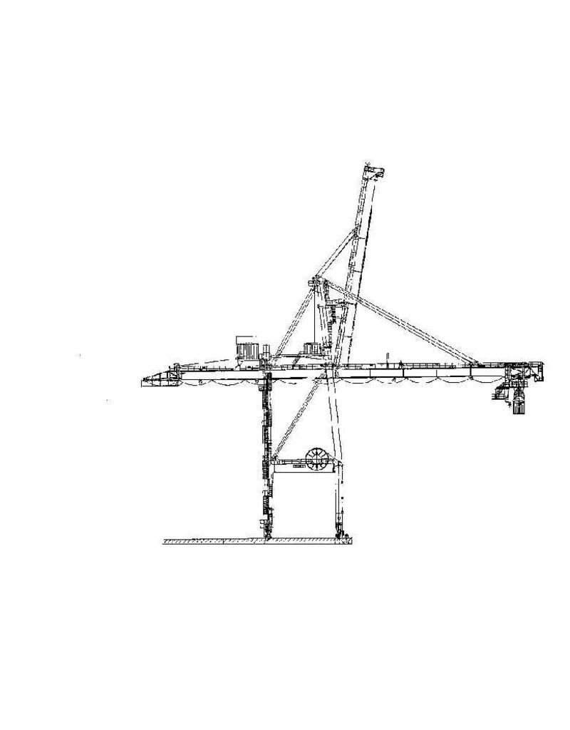 NVM 30.09.031 containerkraan (1984) - fabr. Nelcon