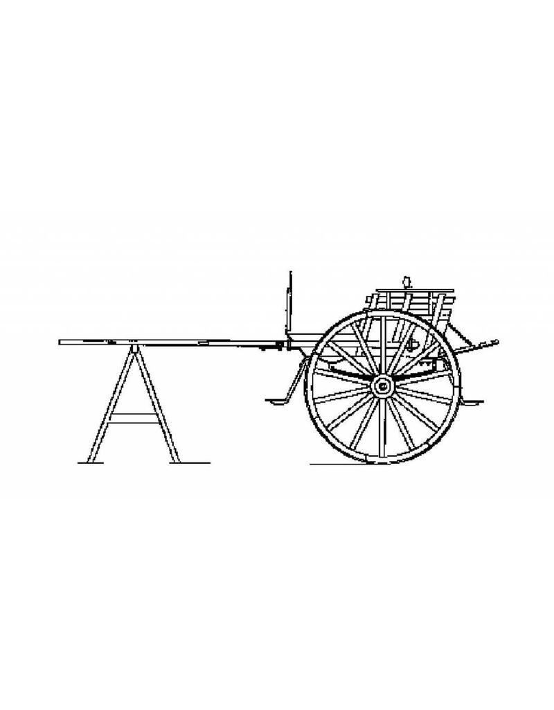 NVM 40.30.045 rustieke dogcart