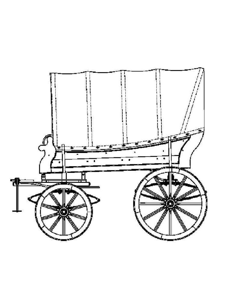 NVM 40.30.060 huifwagen Hoekse Waard