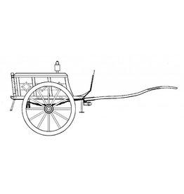 NVM 40.30.062 geveerde dogcart