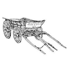 NVM 40.31.006 Hampshire wagon