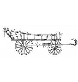 NVM 40.31.028 Friese hooiwagen