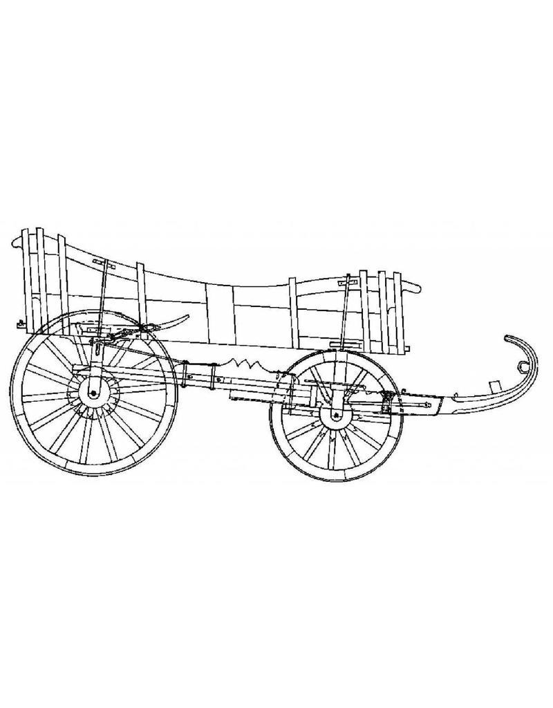 NVM 40.31.031 West-Friese boerenwagen