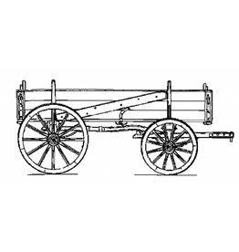 NVM 40.31.037 Deense boerenwagen