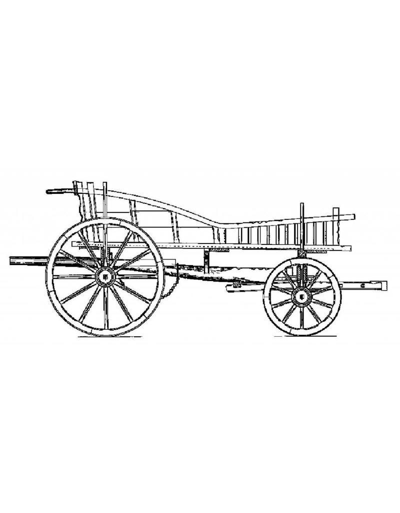 NVM 40.31.043 Waspikse boerenwagen