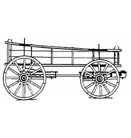 NVM 40.31.062 Twentse boerenhooiwagen