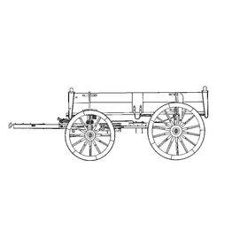 NVM 40.31.082 Friese boerenwagen (Z.O.hoek)
