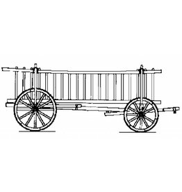 NVM 40.31.095 Duitse ladderwagen