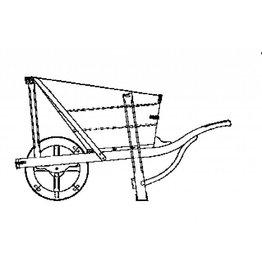 NVM 40.32.007 Zuidhollandse mestkruiwagen
