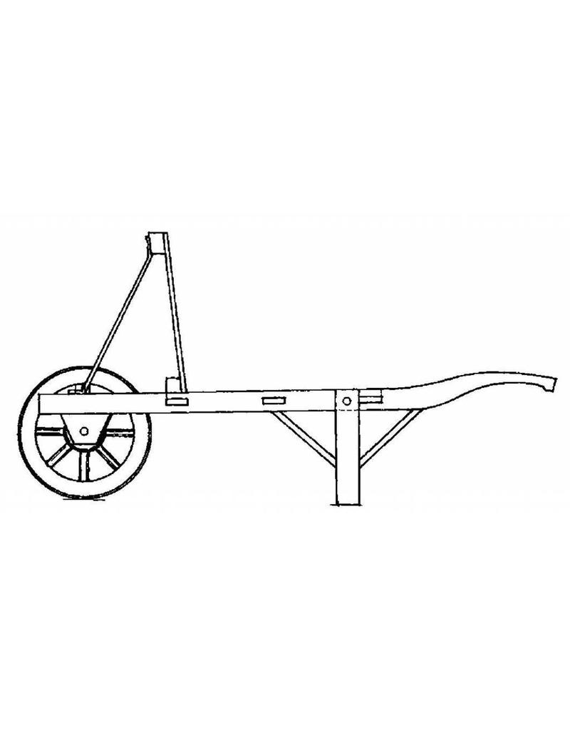 NVM 40.32.029 bakkerskruiwagen