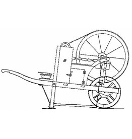 NVM 40.32.037 scharensliepkruiwagen