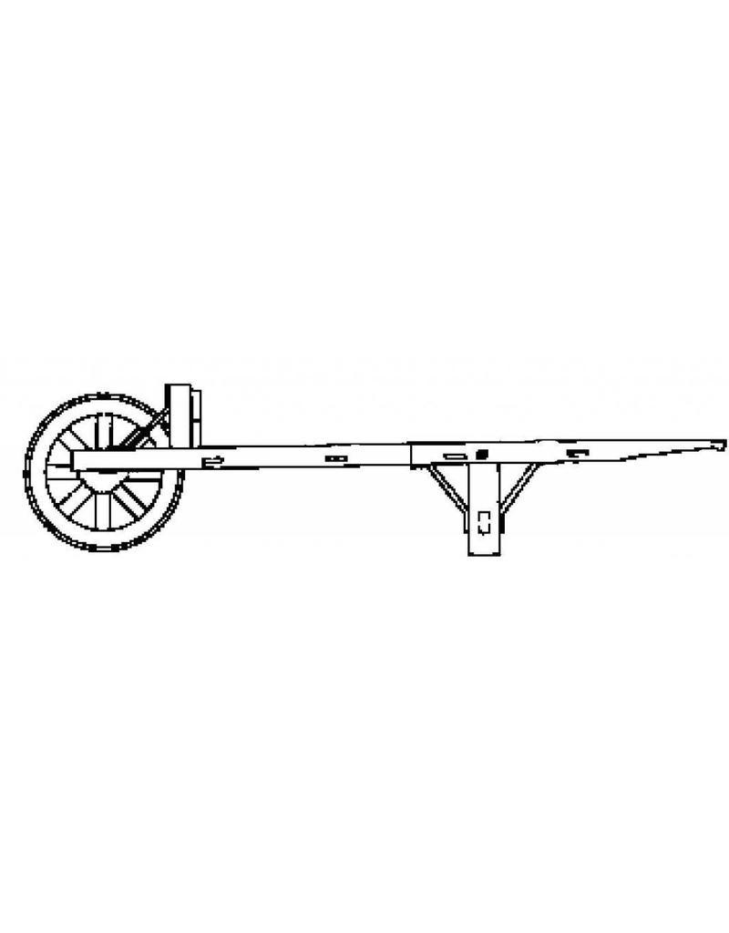 NVM 40.32.056 turfkruiwagen uit de Peel