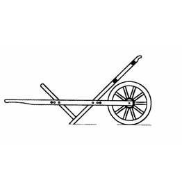 NVM 40.32.060 houtkruiwagen