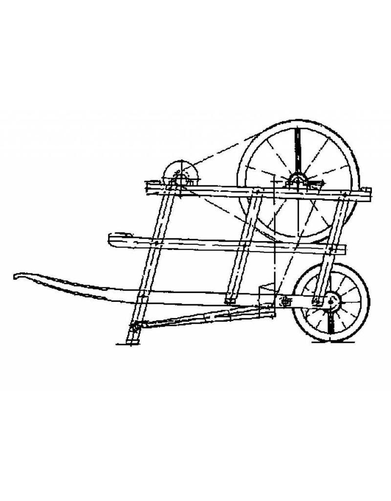 NVM 40.32.063 scharensliepkruiwagen