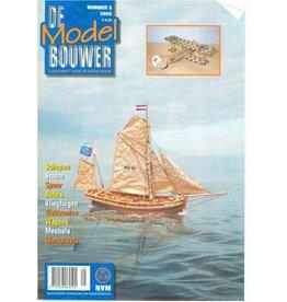 """NVM 95.05.005 Jaargang """"De Modelbouwer"""" Editie : 05.005 (PDF)"""