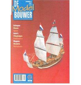 """NVM 95.05.009 Jaargang """"De Modelbouwer"""" Editie : 05.009 (PDF)"""