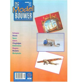 """NVM 95.05.010 Jaargang """"De Modelbouwer"""" Editie : 05.010 (PDF)"""