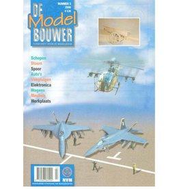"""NVM 95.06.003 Jaargang """"De Modelbouwer"""" Editie : 06.003 (PDF)"""