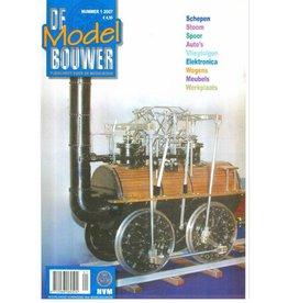 """NVM 95.07.001 Jaargang """"De Modelbouwer"""" Editie : 07.001 (PDF)"""