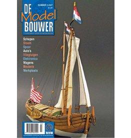 """NVM 95.07.003 Jaargang """"De Modelbouwer"""" Editie : 07.003 (PDF)"""