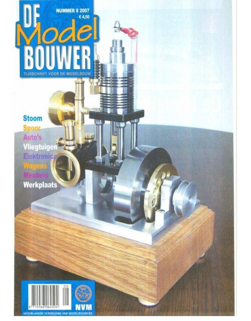 """NVM 95.07.008 Jaargang """"De Modelbouwer"""" Editie : 07.008 (PDF)"""