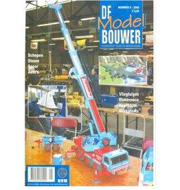 """NVM 95.08.008 Jaargang """"De Modelbouwer"""" Editie : 08.008 (PDF)"""