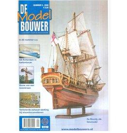 """NVM 95.08.009 Jaargang """"De Modelbouwer"""" Editie : 08.009 (PDF)"""