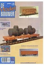 """NVM 95.09.001 Jaargang """"De Modelbouwer"""" Editie : 09.001 (PDF)"""