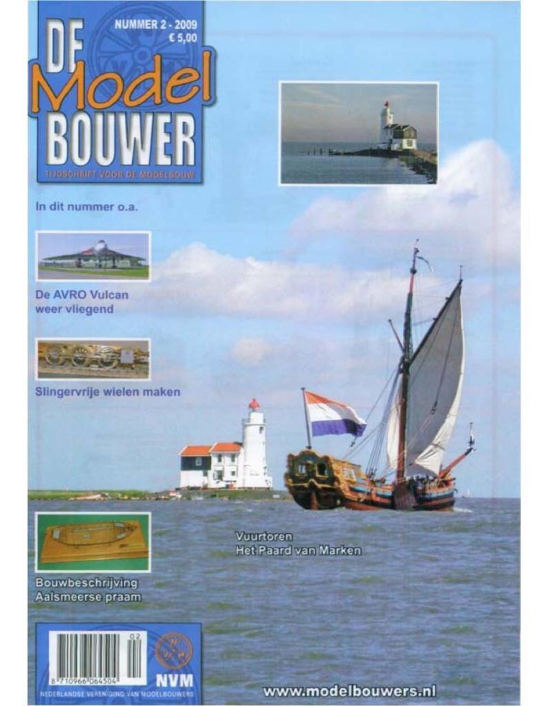 """NVM 95.09.002 Jaargang """"De Modelbouwer"""" Editie : 09.002 (PDF)"""