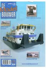 """NVM 95.09.008 Jaargang """"De Modelbouwer"""" Editie : 09.008 (PDF)"""