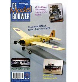 """NVM 95.11.003 Jaargang """"De Modelbouwer"""" Editie : 11.003 (PDF)"""