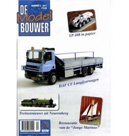 """NVM 95.11.004 Jaargang """"De Modelbouwer"""" Editie : 11.004 (PDF)"""