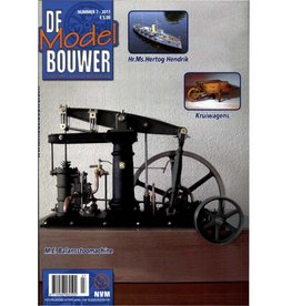 """NVM 95.11.007 Jaargang """"De Modelbouwer"""" Editie : 11.007 (PDF)"""