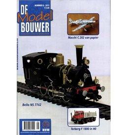 """NVM 95.11.008 Jaargang """"De Modelbouwer"""" Editie : 11.008 (PDF)"""